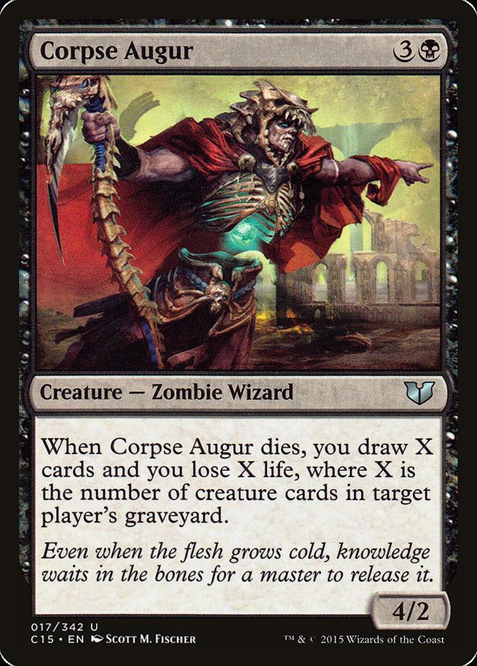 Corpse Augur [C15]