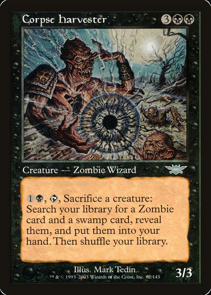 Corpse Harvester [LGN]