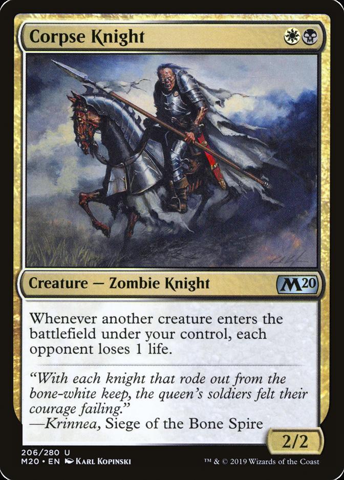 Corpse Knight [M20]
