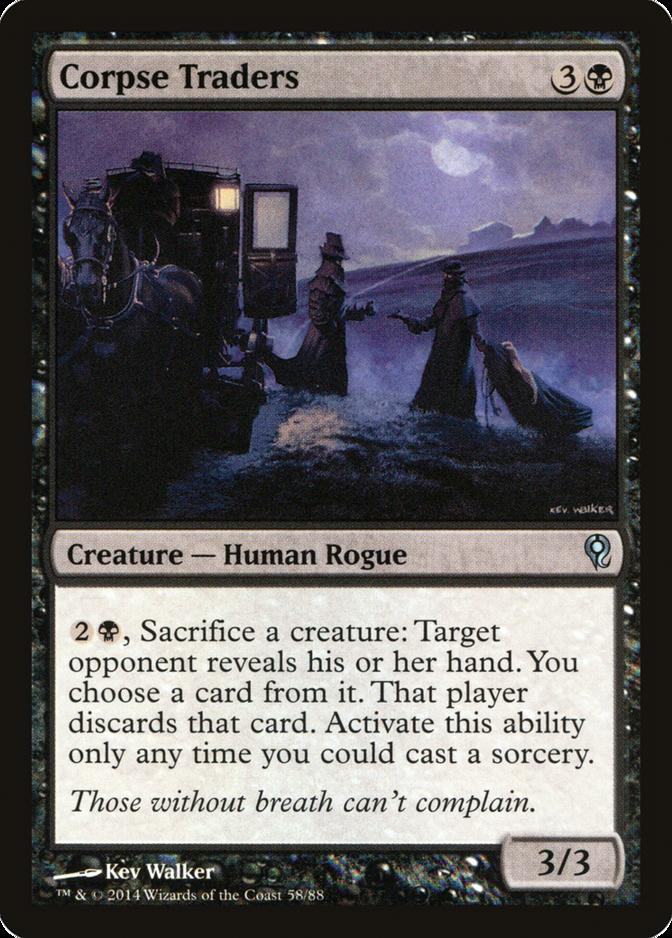 Corpse Traders [DDM]