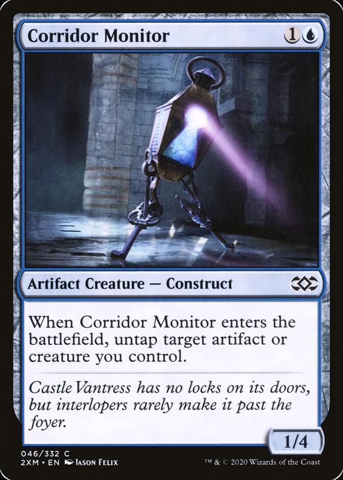 Corridor Monitor [2XM]