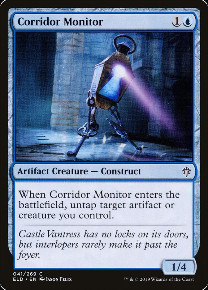 Corridor Monitor [ELD]