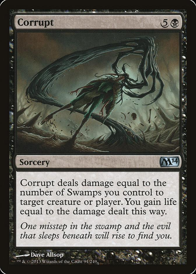 Corrupt [M14] (F)
