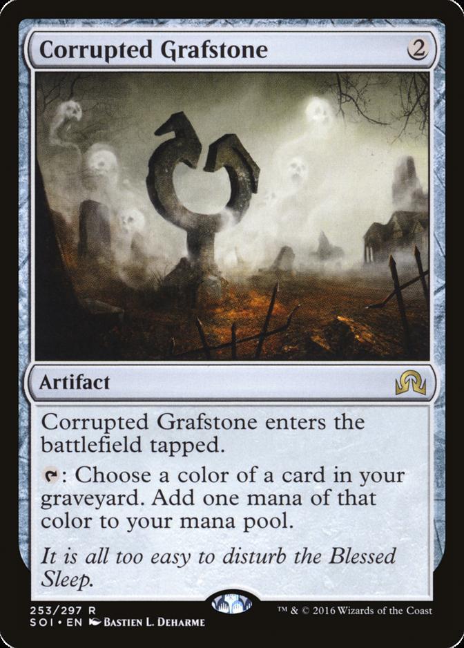 Corrupted Grafstone [SOI]