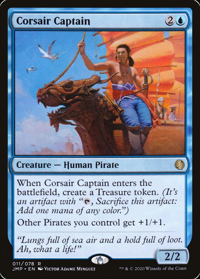 Corsair Captain [JMP]