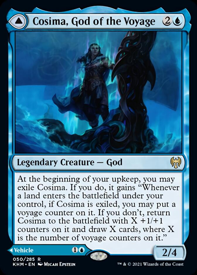 Cosima, God of the Voyage [KHM]