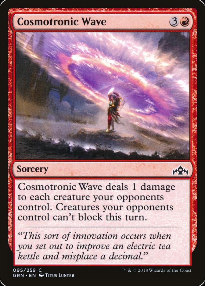 Cosmotronic Wave [GRN]