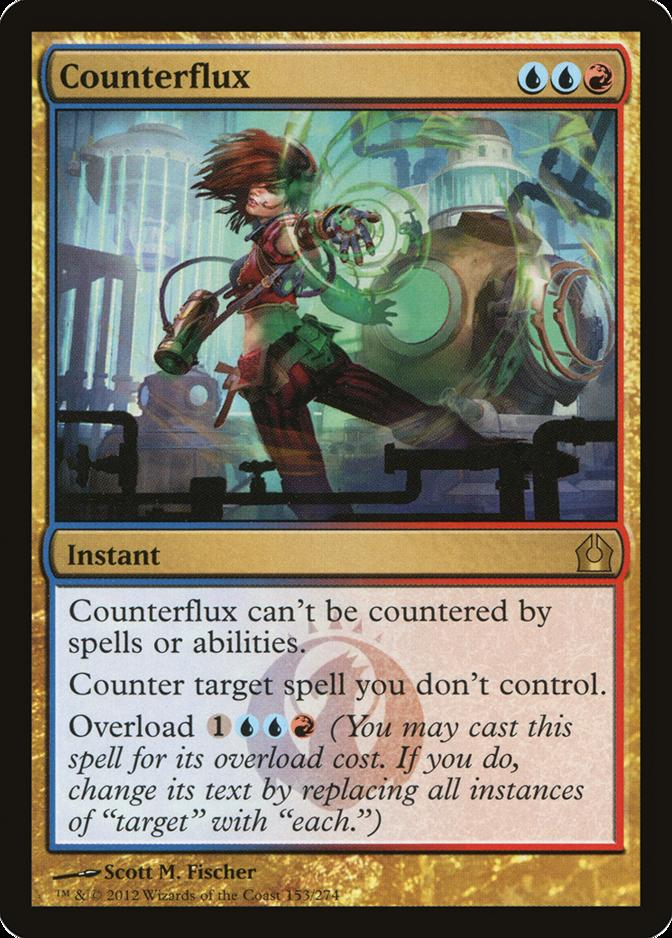 Counterflux [RTR]