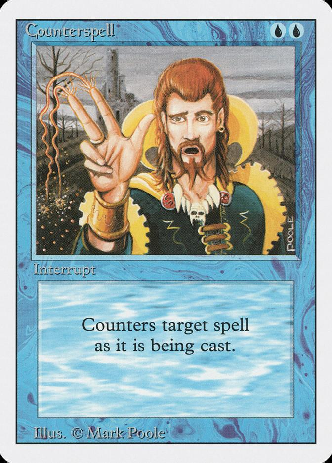 Counterspell [3ED]