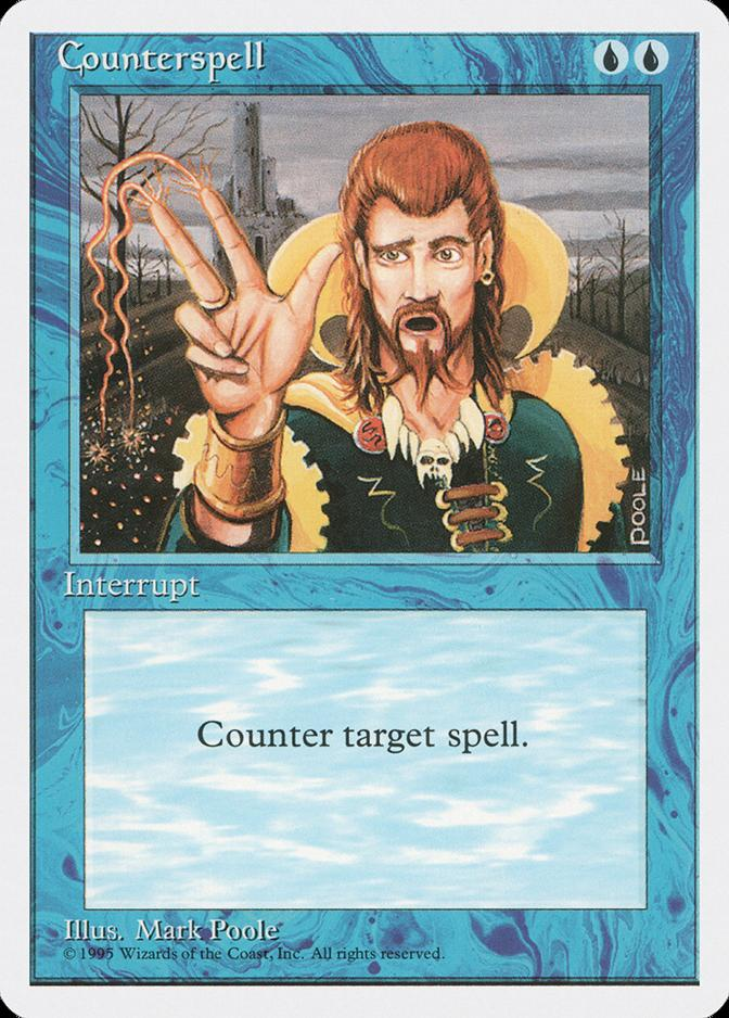 Counterspell [4ED]