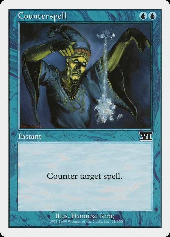 Counterspell [6ED]