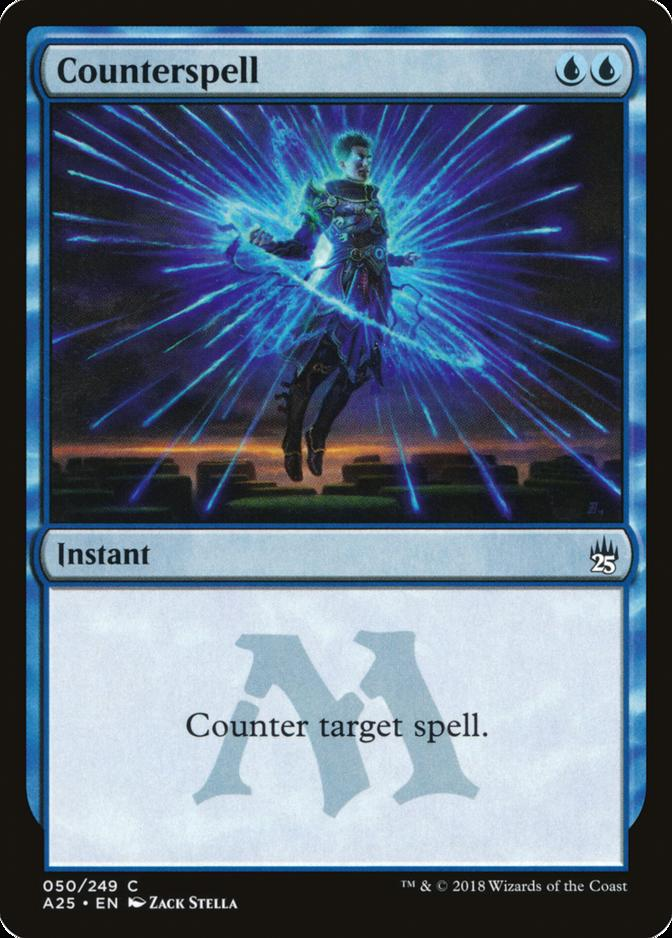 Counterspell [A25] (F)