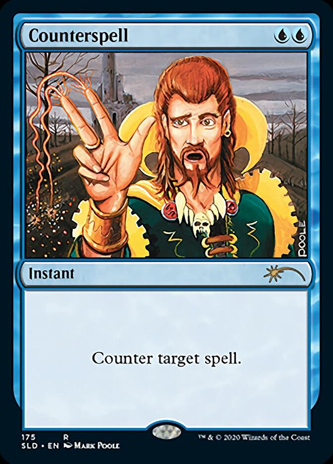 Counterspell [SLD] (F)
