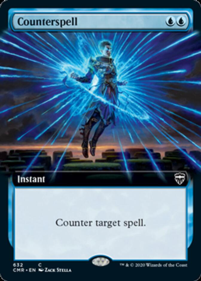 Counterspell <extended> [CMR] (F)