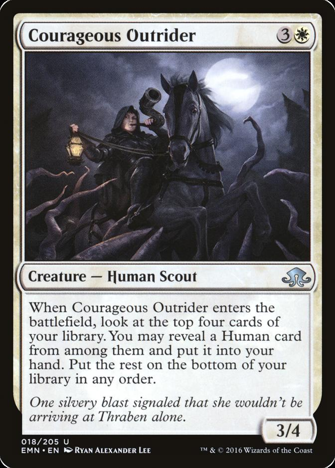 Courageous Outrider [EMN]