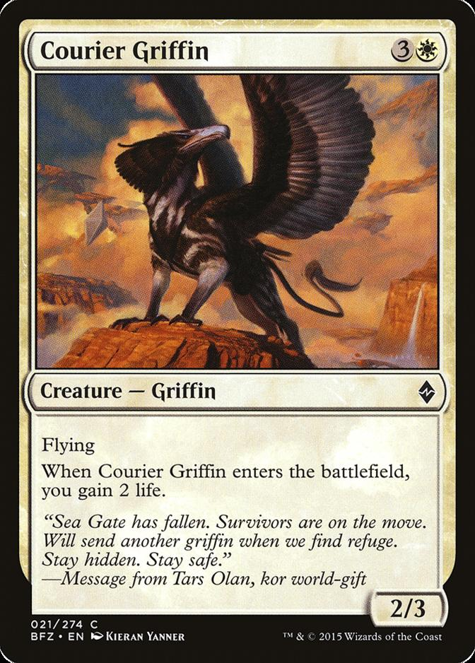 Courier Griffin [BFZ] (F)