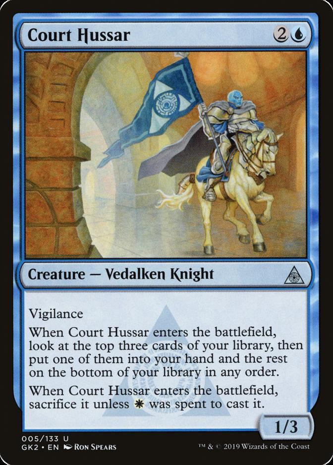 Court Hussar [GK2]
