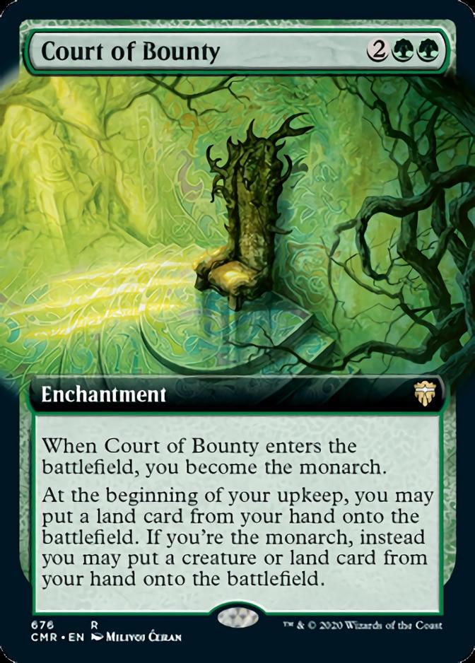 Court of Bounty [PCMR]