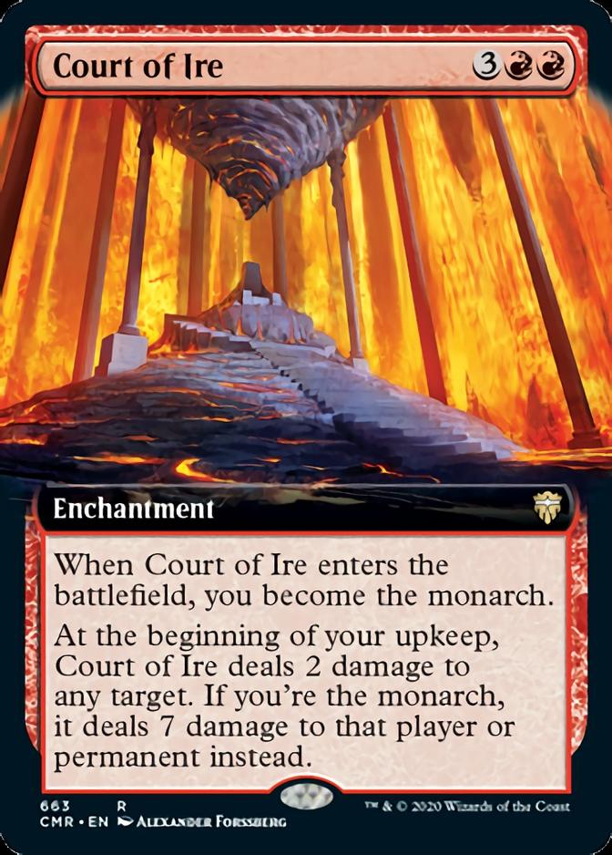 Court of Ire [PCMR]