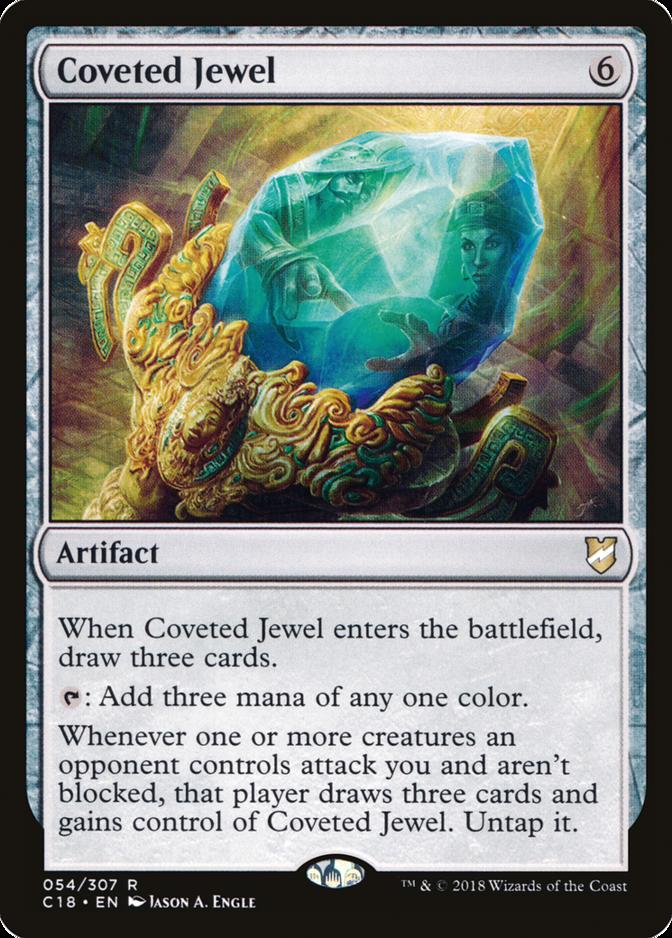 Coveted Jewel [C18]