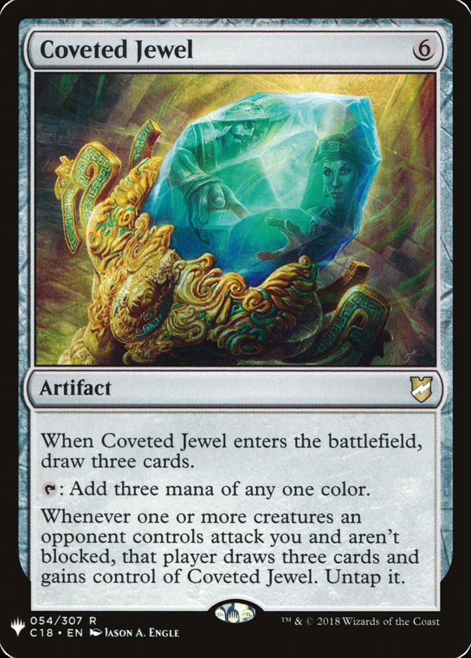 Coveted Jewel [MB1]
