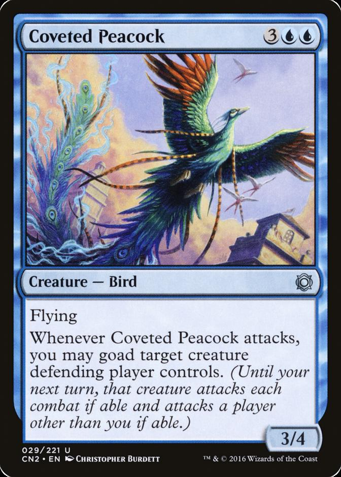 Coveted Peacock [CN2]