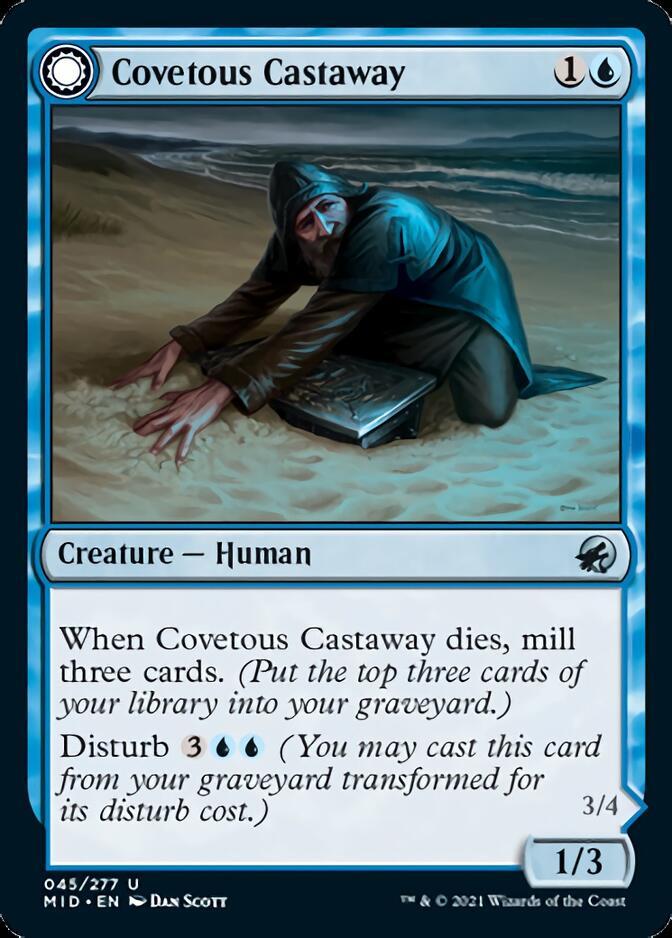 Covetous Castaway [MID]