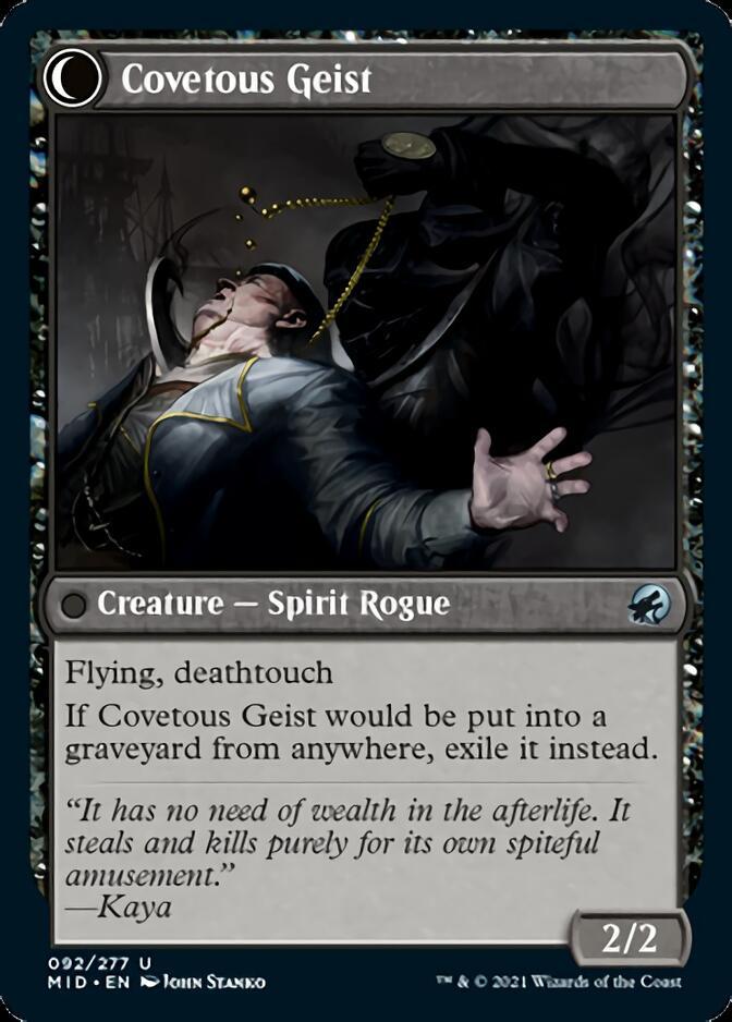 Covetous Geist [MID]