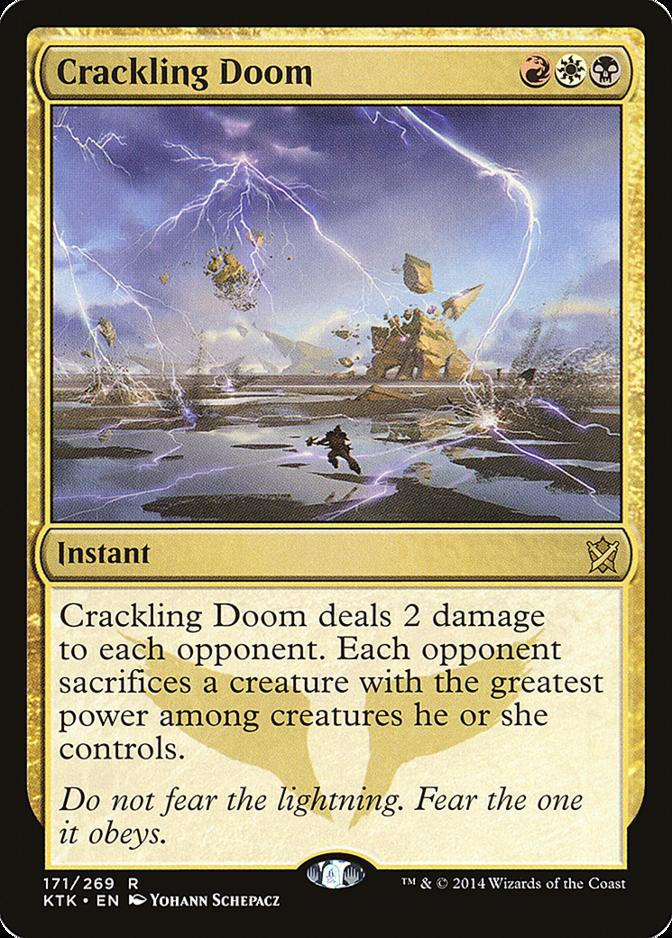 Crackling Doom [KTK]