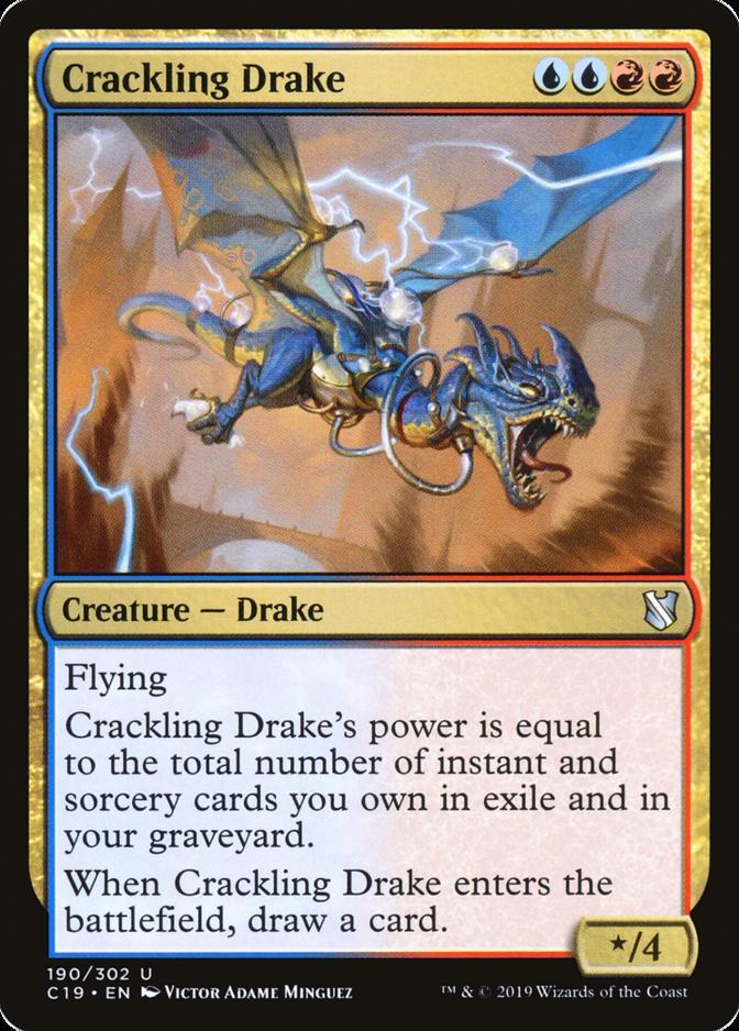 Crackling Drake [C19]