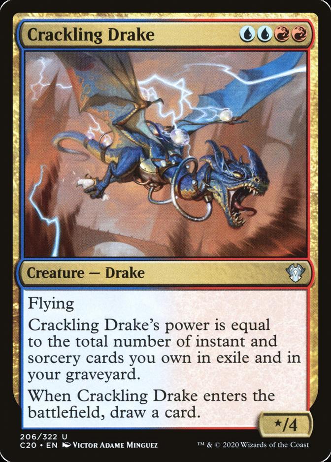 Crackling Drake [C20]