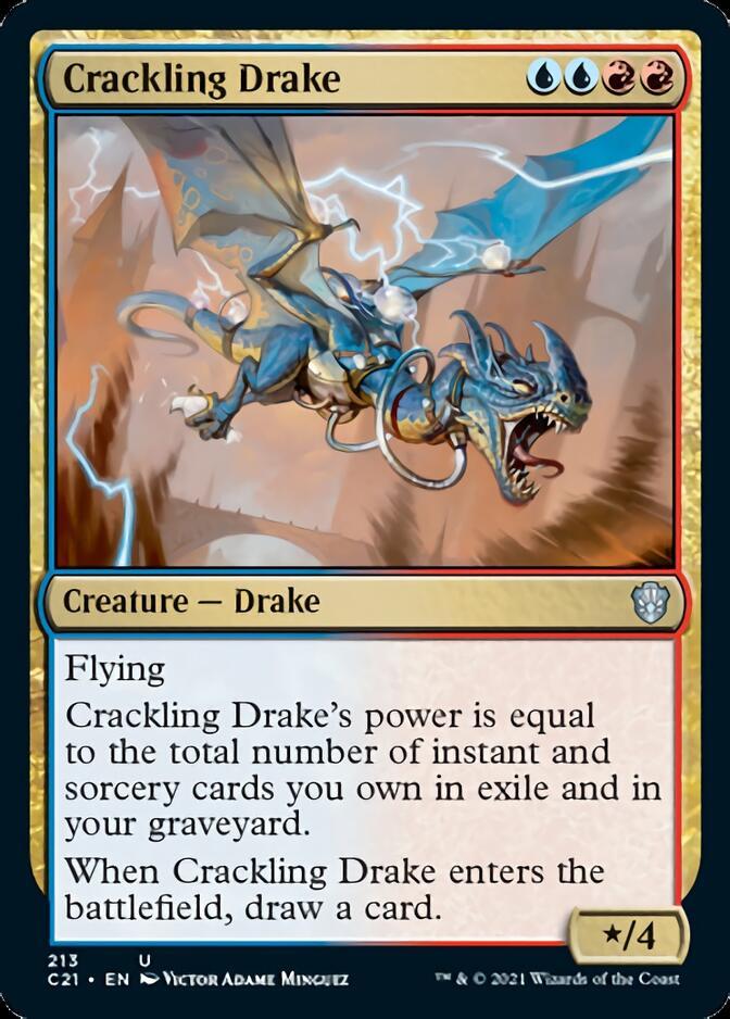 Crackling Drake [C21]