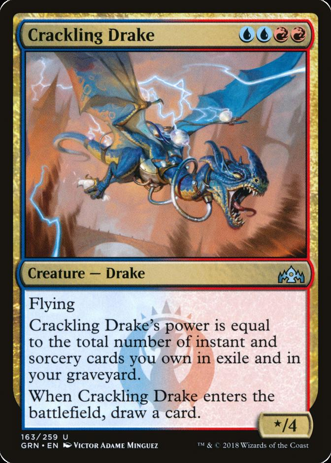 Crackling Drake [GRN]