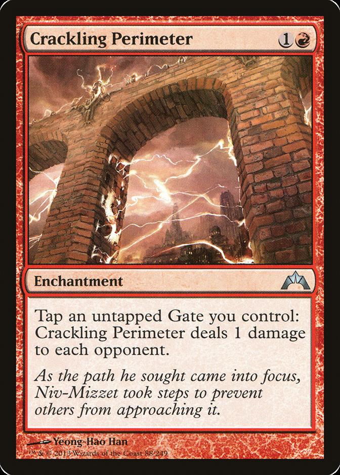 Crackling Perimeter [GTC]