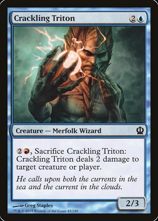 Crackling Triton [THS]