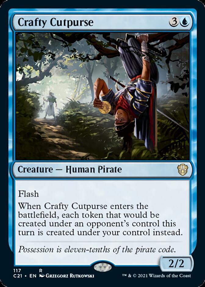 Crafty Cutpurse [C21]