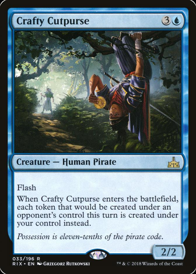 Crafty Cutpurse [RIX]