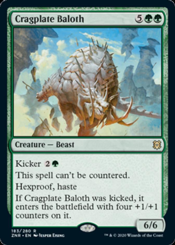 Cragplate Baloth [ZNR]