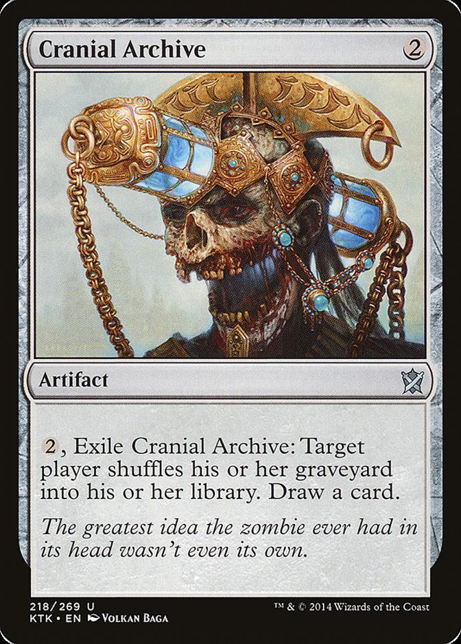 Cranial Archive [KTK]