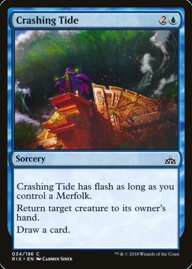 Crashing Tide [RIX]