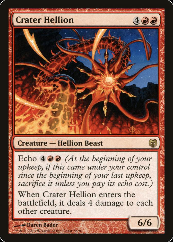 Crater Hellion [DDL]