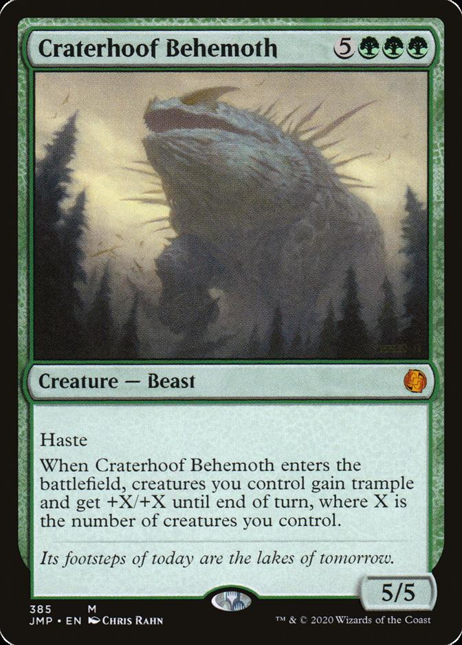 Craterhoof Behemoth [JMP]