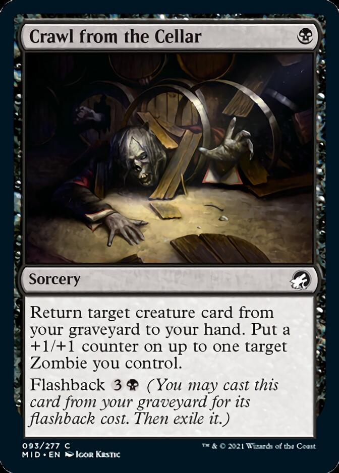Crawl from the Cellar [MID]