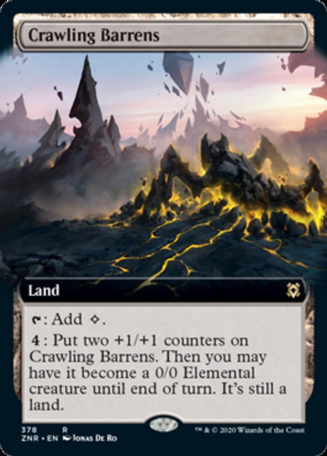 Crawling Barrens [PZNR]