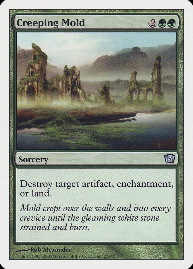 Creeping Mold [9ED]