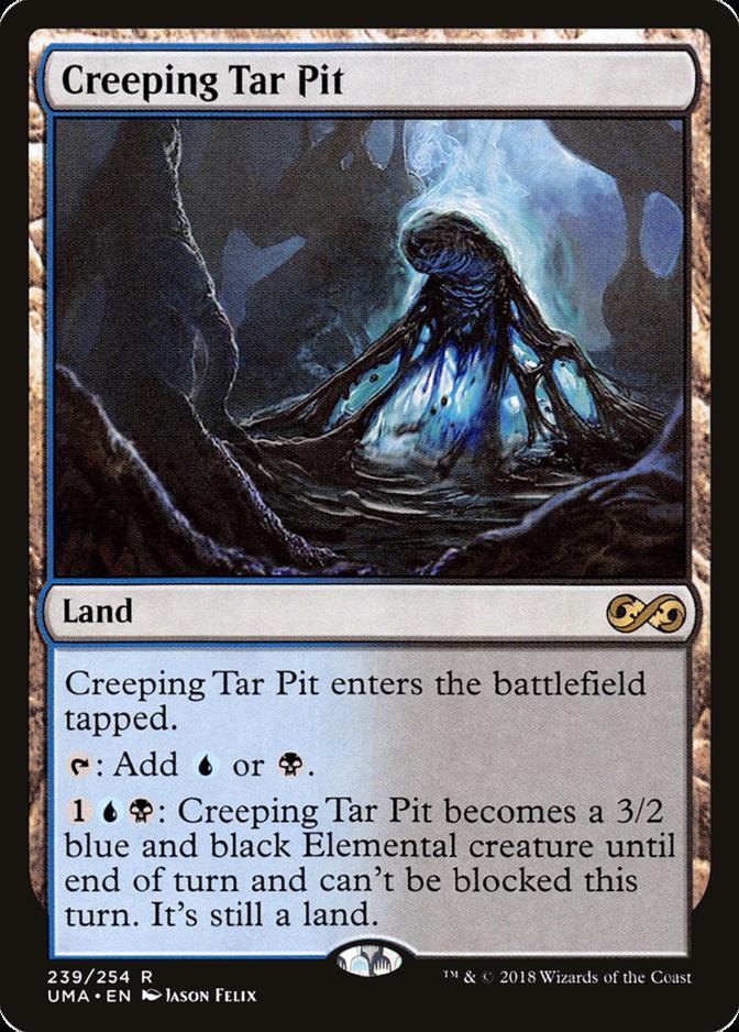 Creeping Tar Pit [UMA]