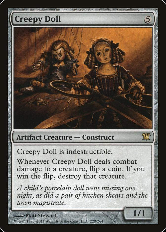 Creepy Doll [ISD]
