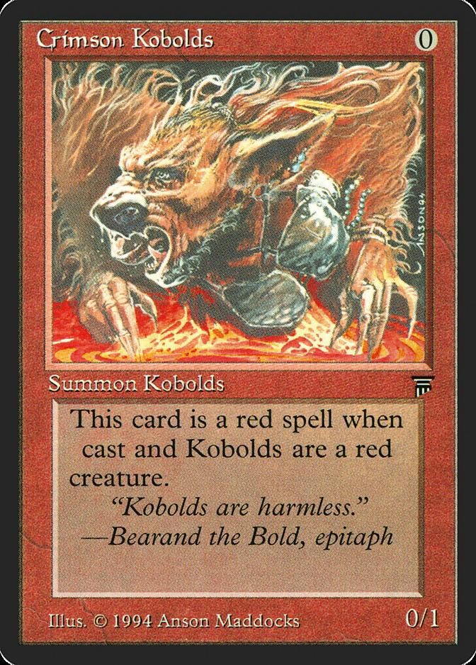 Crimson Kobolds [LEG]