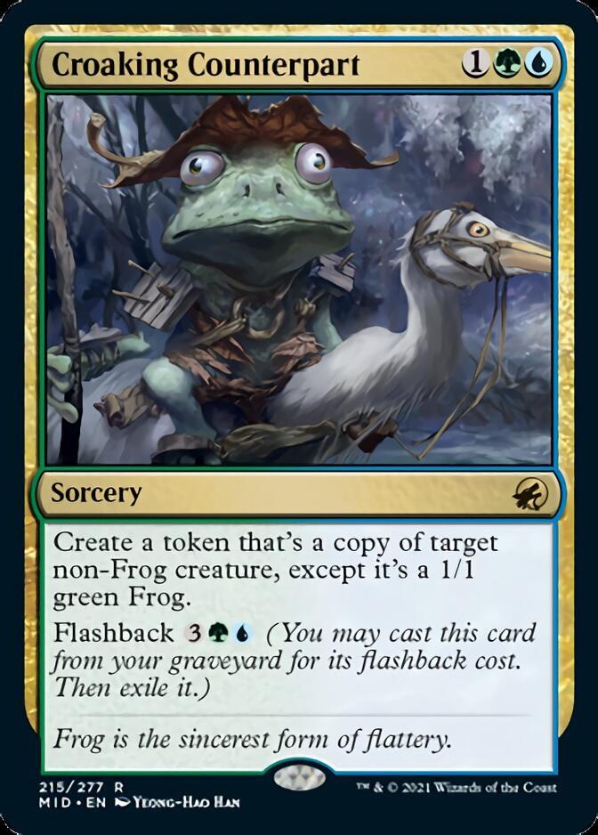 Croaking Counterpart [MID]
