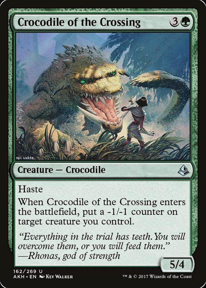 Crocodile of the Crossing [AKH]
